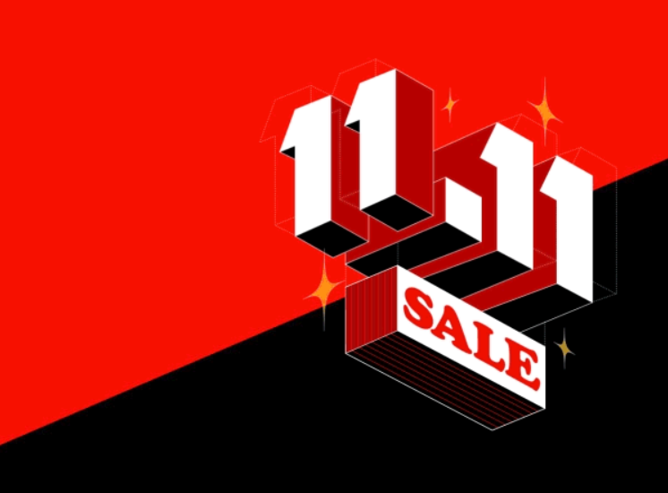 Greetools 11.11 Sale starts today
