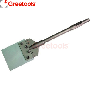 Heavy-Duty Floor Scraper Tile Lifter Chisel